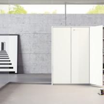 Pareti divisorie attrezzate arredamento per uffici for Arredo ufficio catania