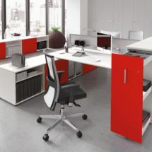 Scrivania scrivanie operative arredo ufficio catania for Scrivanie operative ufficio